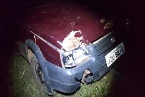 Motorista atropela e mata atual marido da ex e deixa bebê de 2 meses em estado grave