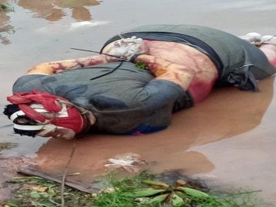 Mulher é torturada, amordaçada, amarrada e jogada no Rio Solimões como oferenda; imagens fortíssimas