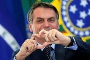 Bolsonaro desembarca em Porto Velho para inauguração de ponte entre Rondônia e Acre