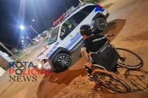 Cadeirante sofre tentativa de homicídio à tiros em Vilhena