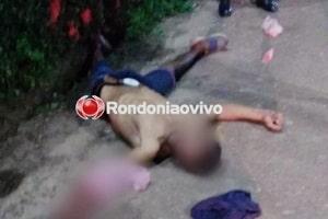 Em Porto Velho, mulher enciumada tenta matar ex-marido a facadas