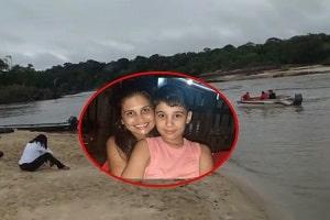 Em Rondônia, garoto de 13 anos desaparece nas águas do Rio Machado