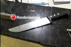 Menino de 12 anos é detido ao ameaçar matar avós a facadas por causa de dinheiro para droga