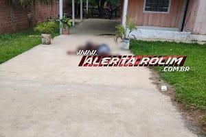 Adolescente é morto a tiros em Nova Brasilândia