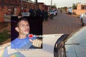 Apenado é executado a tiros em Porto Velho