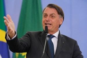 "Bolsonaro comenta morte de Lázaro: ""CPF cancelado!"" VEJA"