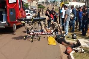 Casal perde a vida em grave acidente após acidente em Rolim de Moura