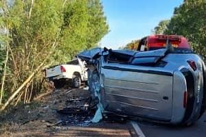 Fisioterapeuta morre vítima de acidente entre carros em rodovia