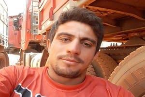 Caminhoneiro desaparecido é achado morto com o rosto desfigurado após sair para trabalhar em MT