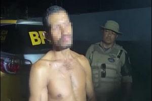 Homem é preso por estupro de criança de onze anos