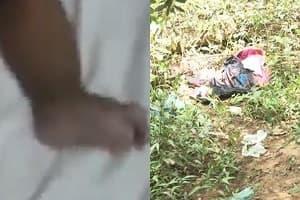 Mãe que tentou enforcar filha com cinto é encontrada morta; veja vídeo