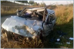 Batida entre carros mata um homem e deixa 5 feridos em RO