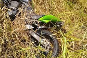 Grave acidente na RO 470 ceifa vida de jovem e deixa namorada ferida