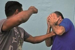 Homem é preso após tentar matar o pai e agredir irmão em Porto Velho