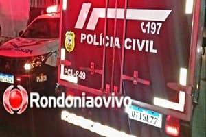 Motociclista morre após grave acidente de trânsito em Porto Velho