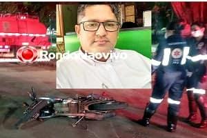 Motociclista morre após grave colisão em Porto Velho